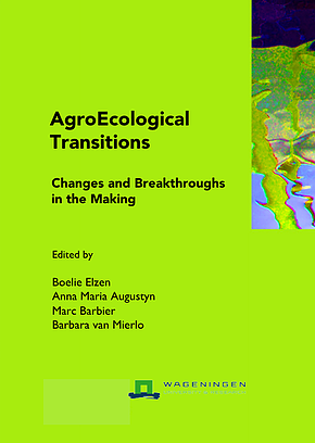 Ideas Sought On Improving Transition >> Publication Agroecological Transitions Changes And Breakthroughs